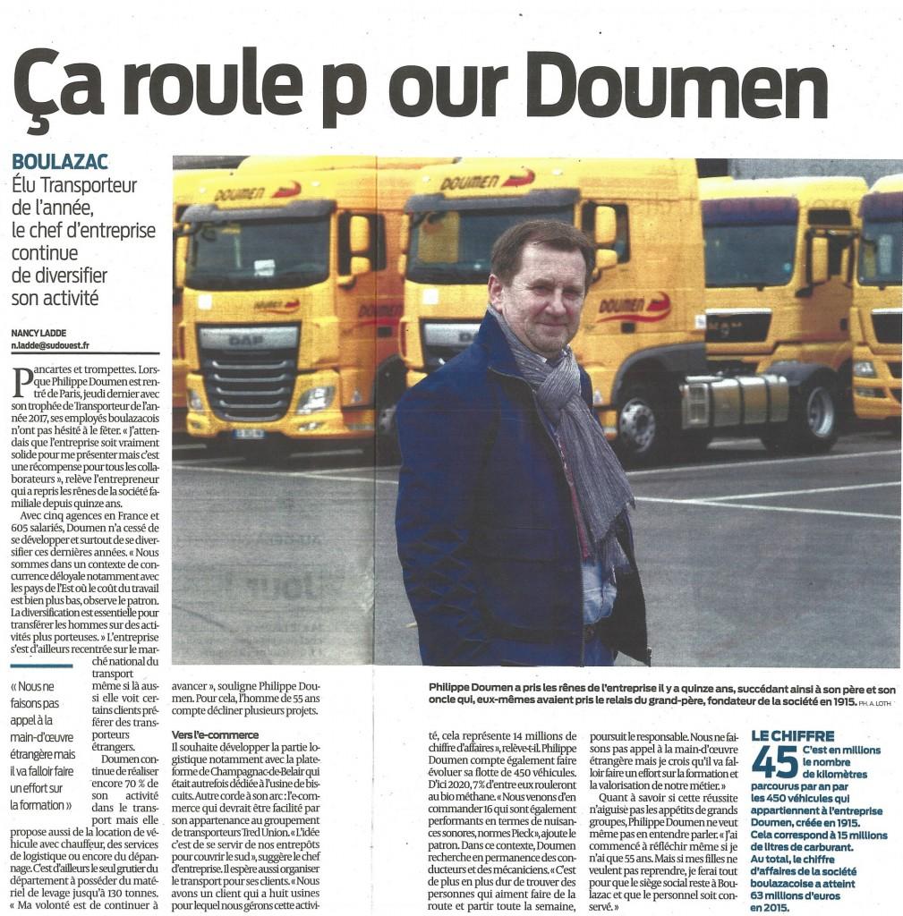 Article Bon
