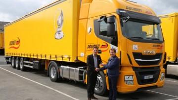 IVECO récompense « le Transporteur de l'année 2017 »